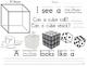 3D Shape Practice Pages