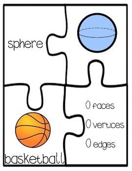 3D Shape Puzzles