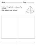3D Shape - Pyramid