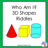 3D Shape Riddles