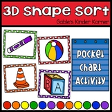 3D Shape Sort
