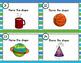 3D Shapes Kindergarten