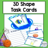 3D Shapes Kindergarten