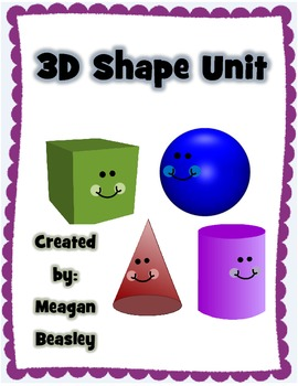 3D Shape Unit
