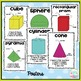 3D Shapes Games and Activities