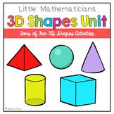 3D Shape Unit: GROWING BUNDLE