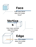 3D Shape Vocabulary