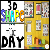 3D Shape of the Day Calendar Companion