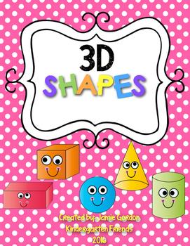 3D Shapes!