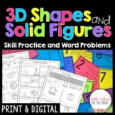 3D Shapes and Solid Figures