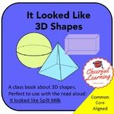 3D Shapes: A Class Book