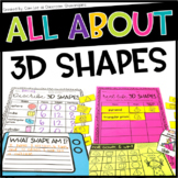 3D Shapes Activities & Worksheets