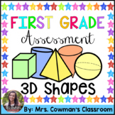 3D Shapes Assessment