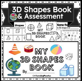 3D Shapes Booklet