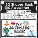 3D Shapes Booklet