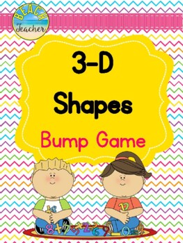 3D Shapes Bump Game