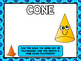 3D Shapes Bundle: Worksheets, Posters, and Playdough Mats