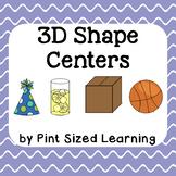 3D Shapes Center