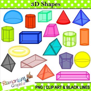 3d-shapes-clip-art-powerpoint- ...