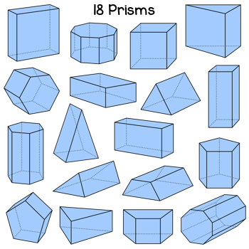 3d shapes clip art geometric solids by digital classroom clipart rh teacherspayteachers com 3d cliparts free 3d clipart images