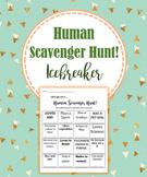 Icebreaker - Human Scavenger Hunt