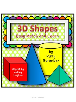 3D Shapes Easy Match and Learn