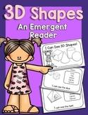 3D Shapes {Emergent Reader}