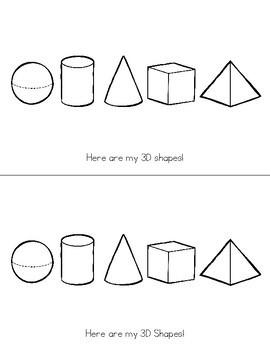 3D Shapes Emergent Reader