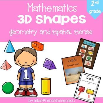 3D Shapes - Grade 2