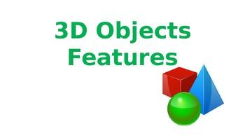 3D Shapes - How many?