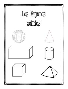 3D Shapes :: Las figuras sólidas