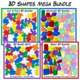 3D Shapes Mega Bundle