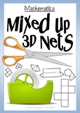 3D Shapes - Mixed Up Nets