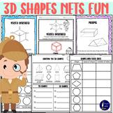 3D Shapes Net Fun