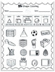3D Shapes Pack: posters, flashcards, and activities