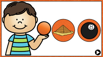 3D Shapes- PowerPoint Game