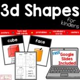 Solid Shapes, 3D Shapes, Geometry, Printable and Bonus GOO