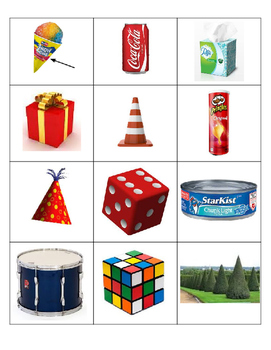 3D Shapes Sort using Real World Items