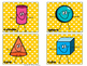 3D Shapes and 2D Sorting Mats