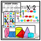 3D Shapes and Arrows Game