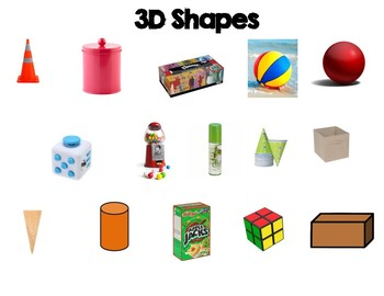 3D Shapes and Attributes