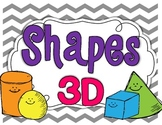 3D Shapes {mini unit}