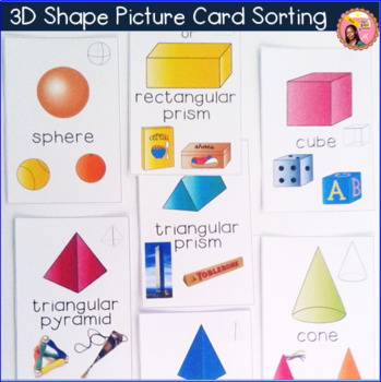 3d shapes worksheets sorting activities nets posters tpt. Black Bedroom Furniture Sets. Home Design Ideas