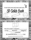 3D Solid Book