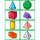 "3D Solid Shapes ""Slap-It!"" Card Game"