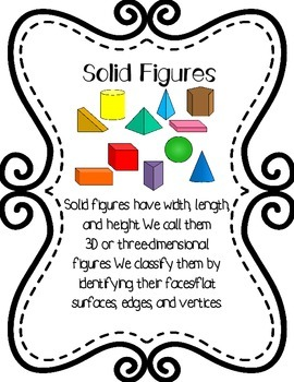 3D Solids Bundle
