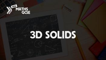 3D Solids - Complete Lesson