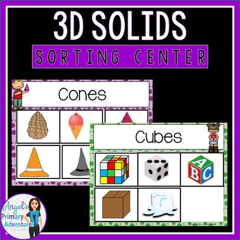 3D Solids Sorting Center