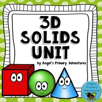 3D Solids Unit