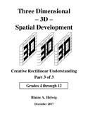 3D - Spatial Development - Creative Series - Part 3 of 3 - FREE